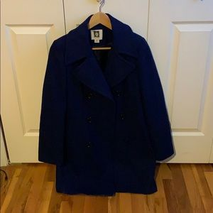 Anne Klein gently used pea coat